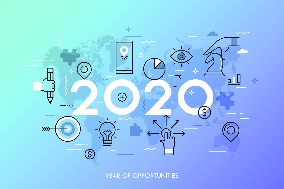 2020 - Year of Opportunities