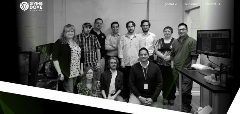 Diving Dove Studios - Team