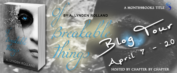 OF BREAKABLE THINGS Blog Tour & Giveaway