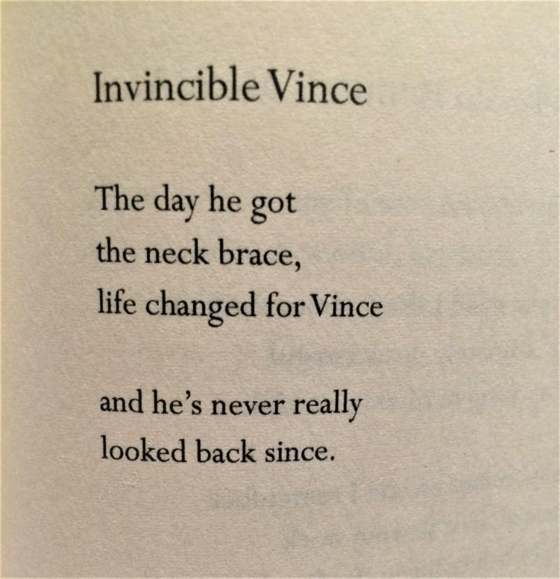 [Invincible Vince by Brian Bilston]