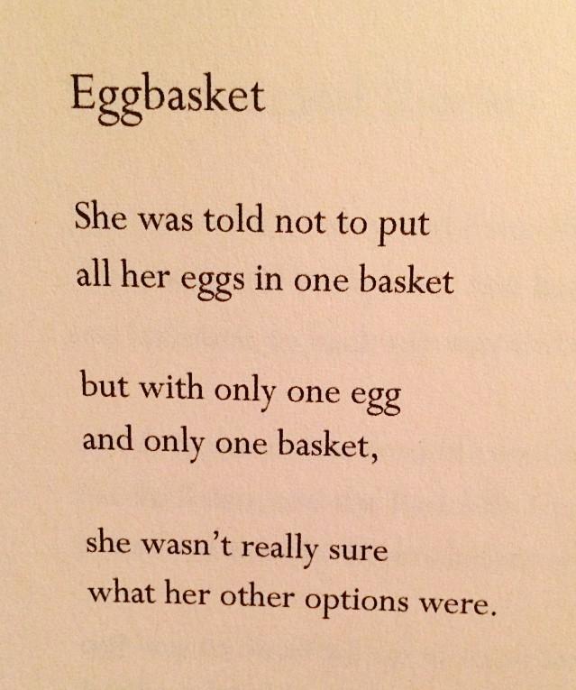 [Eggbasket by Brian Bilston]