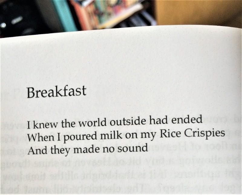 [Breakfast by Rob Auton]