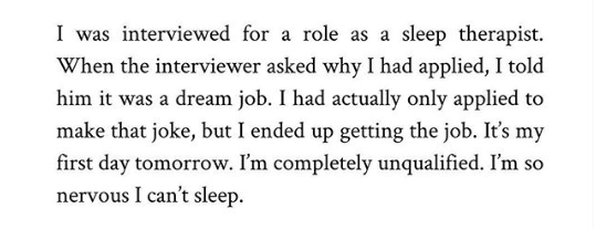 [Dream Job by Daniel Piper]