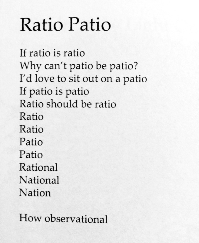 [Ration Patio by Rob Auton]