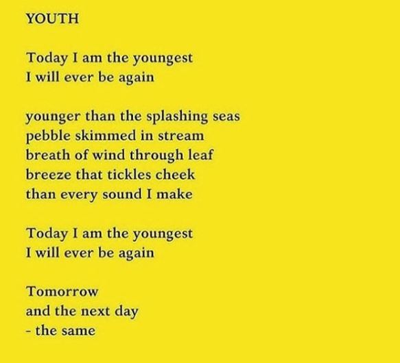 [Youth by Hollie McNish]