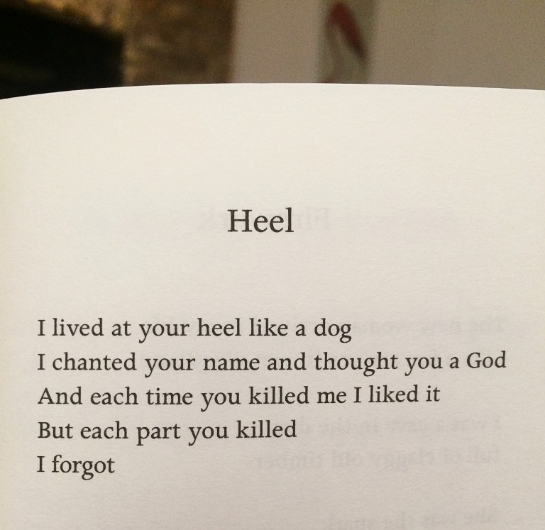 [Heel by Kate Tempest]