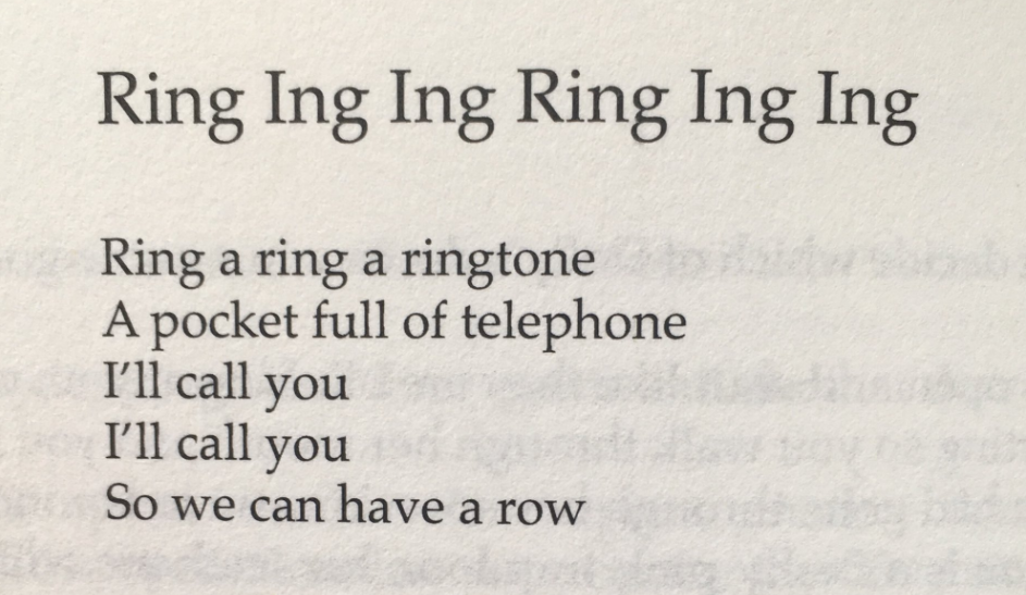[Ring Ing Ing Ring Ing Ing by Rob Auton]