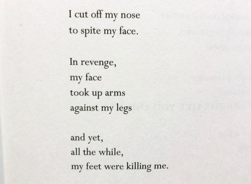 [Over My Dead Body by Brian Bilston]