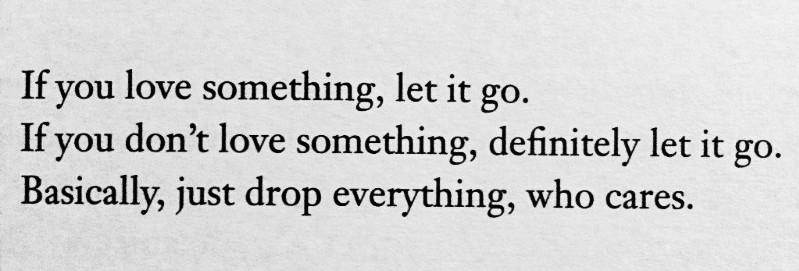 [If You Love Something by B. J. Novak]
