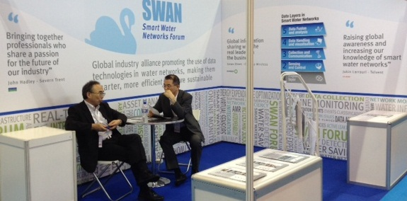 Image: SWAN Booth