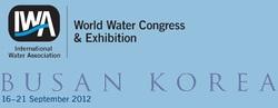 Logo: IWA Congress Busan