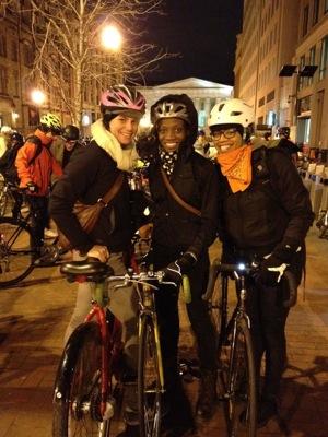WE Bike NYC in DC