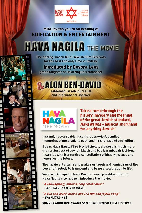 Hava Nagila & Alon Ben-David