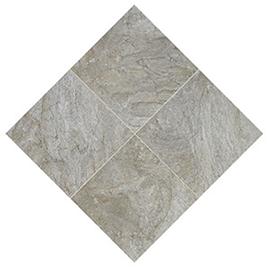 Vinyl tile floor installation