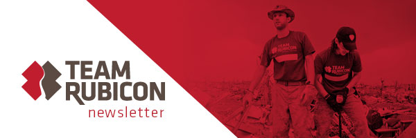 Team Rubicon Newsletter