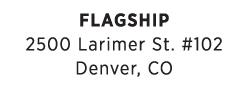 Denver Flagship Store
