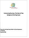 report Inclusive Agribusiness