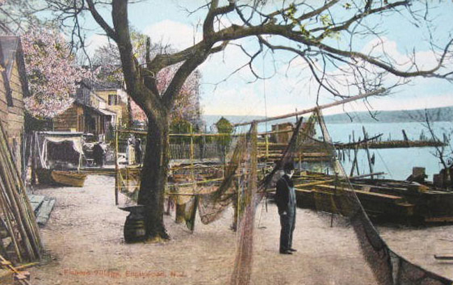 """Fishermen's Village"" at Undercliff"