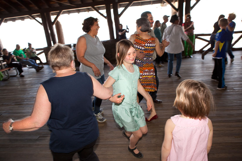 Hudson River Barn Dance