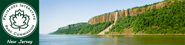 Palisades Interstate Park in New Jersey