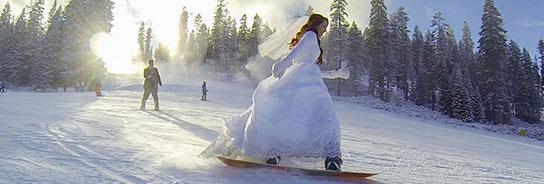 Ski tost Northstar