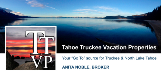 Tahoe Truckee Vacation Properties