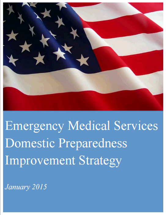 Emergency Medical Services (EMS) Domestic Preparedness Improvement Strategy