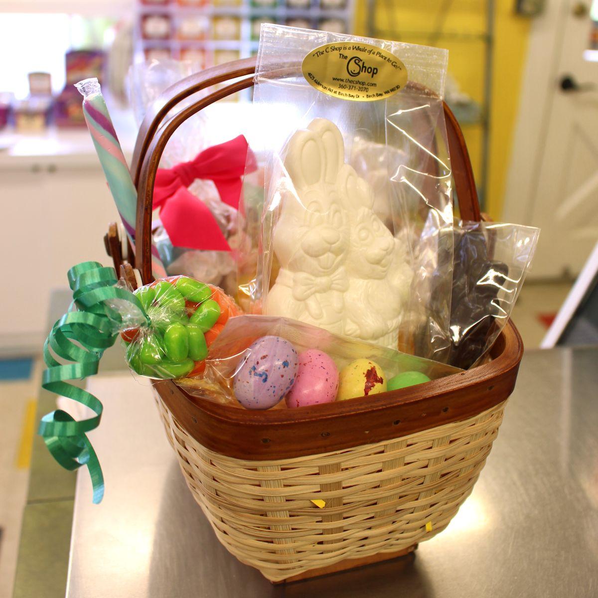 C Shop Easter Basket