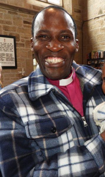 Bishop Ivan's Farewell Service