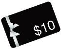 $10 Amazon.com Gift Card. Promo code: 1CZZ