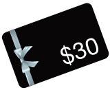 $30 Amazon.com Gift Card. Promo code: 9CZZ