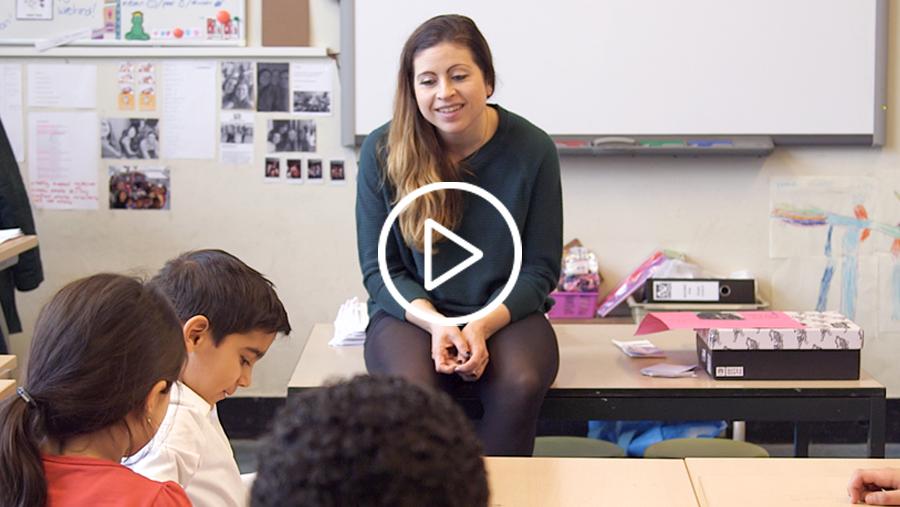 juf Nicky over Positive education in de klas