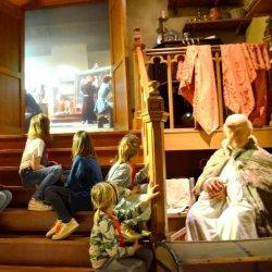 mensen in het Historium Brugge