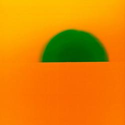Werk uit de expo van Wolfgang Tillmans