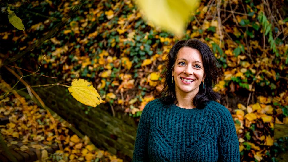 Portret Rinka Van Zundert