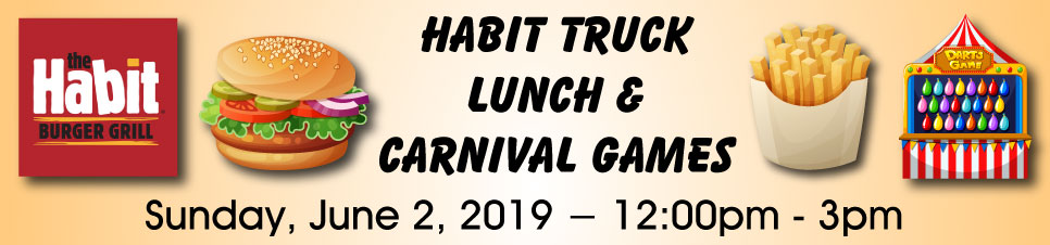St Basil Habit Truck Lunch & Carnival Games