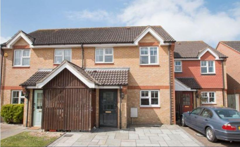 Stephens Close, Chichester, 2 bed house