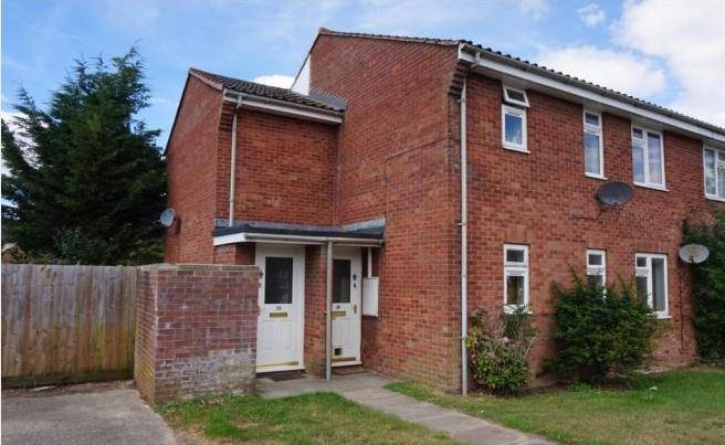 2 bed maisonette, Bradshaw Rd, Chichester