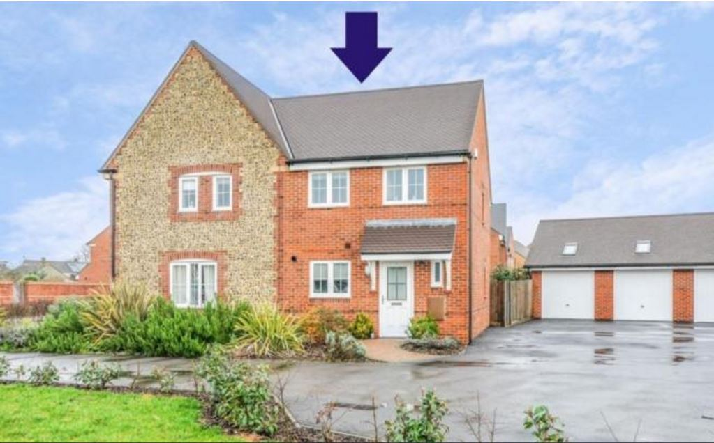 Mill Pond Crescent, Chichester 3 bed property