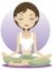 yoga op de vrijdagochtend voor 'grote mensen'