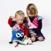 babygebaren van Zing, speel gebaar in Dreumeland