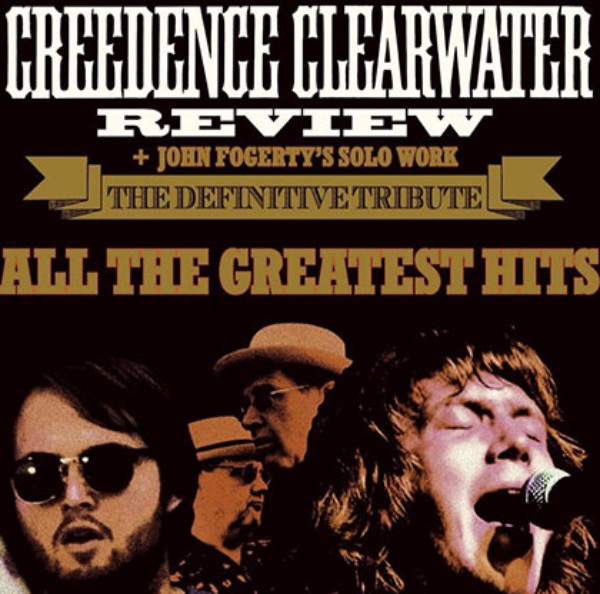 Creedence Clearwater Review - Long Street Blues Club 23rd Dec. 2017