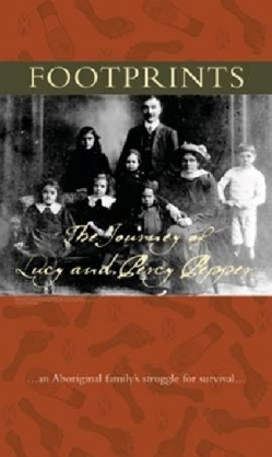 Cover of Footprints book