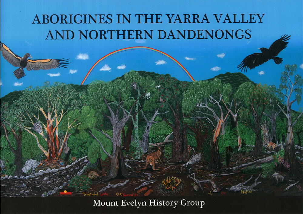 Cover of new publication from Mount Evelyn History Group