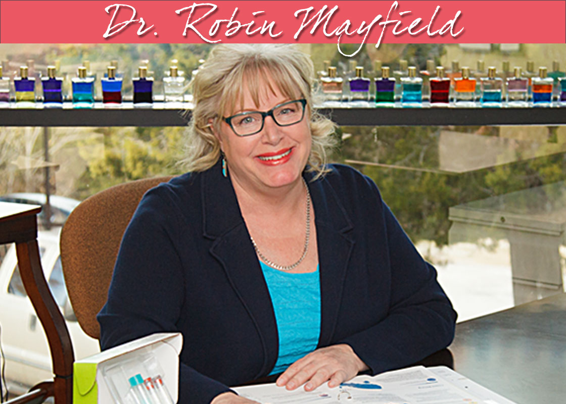 Dr. Robin Mayfield, Austin, TX Holistic Doctor