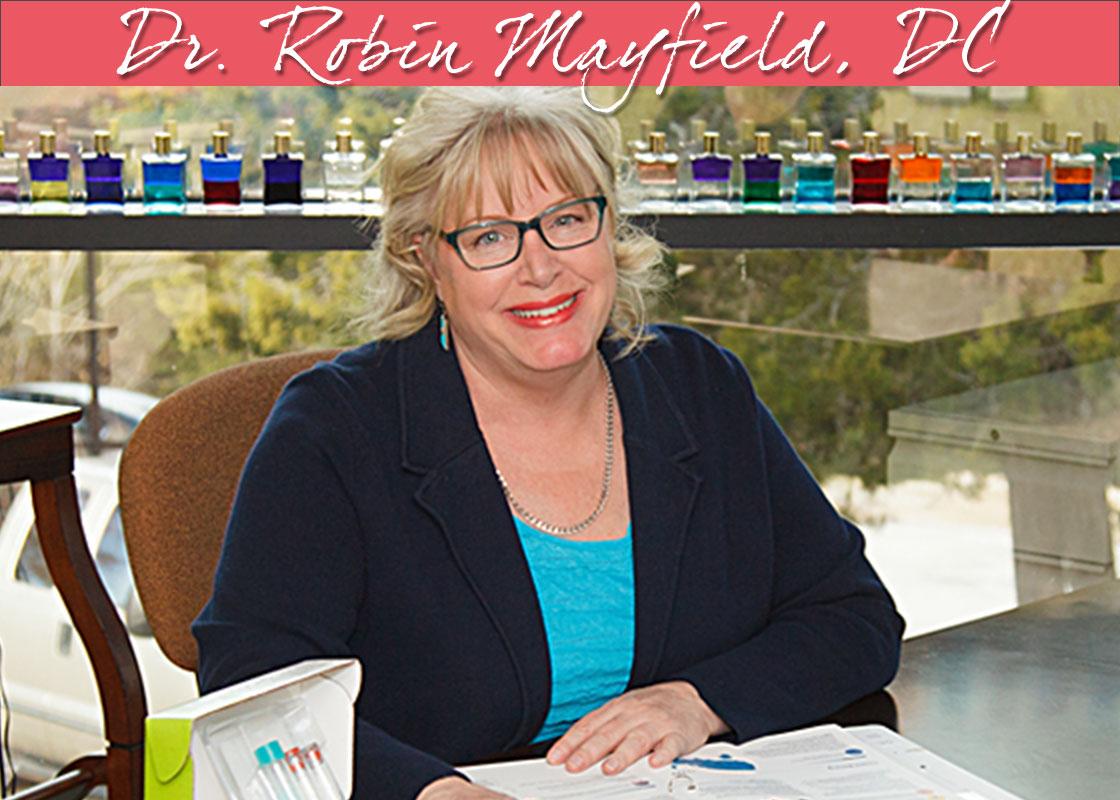 Dr. Robin Mayfield, Austin, TX Holistic Doctor