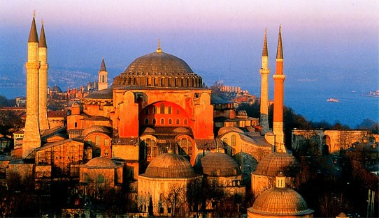 Hagia Sophia Church, Istanbul