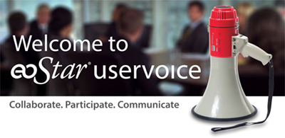 eoStar Uservoice