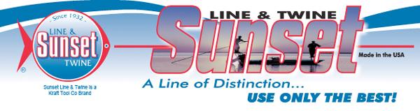 Sunset Line & Twine
