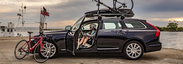 Des porte-vélos de toutes tailles et formes
